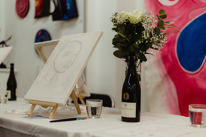 Image pour Afterwork « Peinture & Vin »