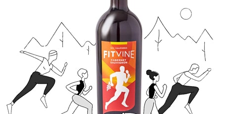 Membership Social Hour with FitVine Wine at Cabin Juice tickets
