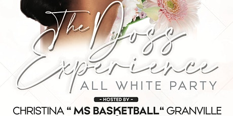 Doss Skincare Official All White Launch Party tickets