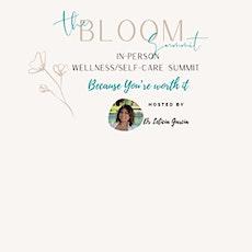The Bloom Summit tickets