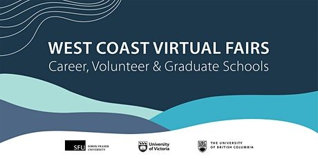West Coast Virtual Fairs (Fall 2021)- Exhibitor Registration tickets