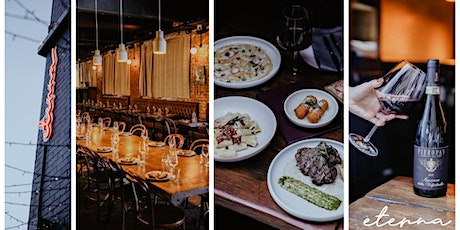 SOLD OUT! VCC Meet & Mingle - Eterna Dining tickets