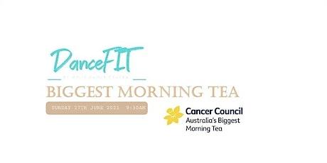 DanceFITs BIGGEST Morning Tea Colac tickets