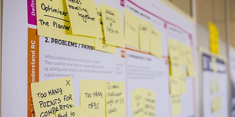 Learn how the Business Model Canvas  provides a foundation for strategy. tickets
