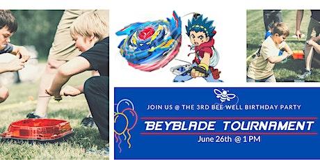 BeyBlade Tournament tickets