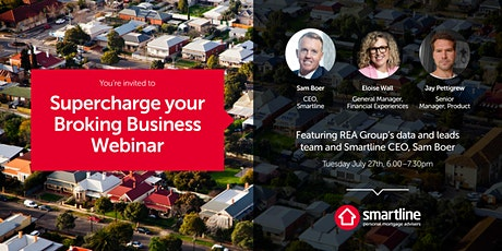 Supercharge your Broking Business Webinar tickets