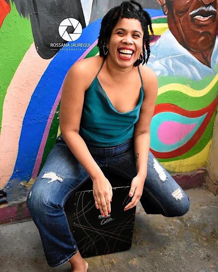 Suenan Los Cajónes - AfroPeruvian Cajón Workshop image