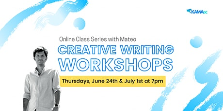 Celebrating Latin American Short Stories  Workshop Series with Mateo tickets