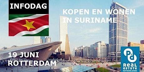 Kopen en Wonen in Suriname tickets
