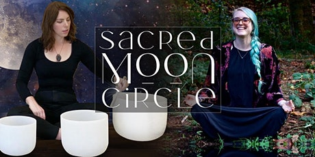VIRTUAL Full Moon in Aquarius Ceremony and Sound Bath with Becca and Keli tickets