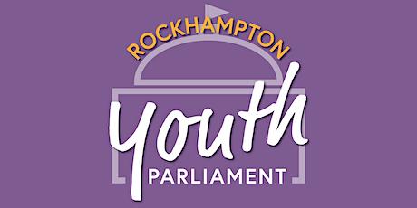 Rockhampton Youth Parliament tickets