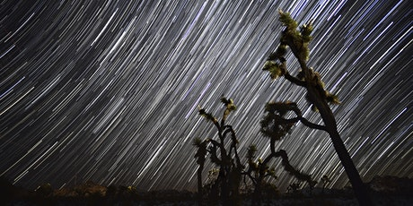 Glazer's Live: Star Trails… Giving the Night Sky a New Spin with Nikon tickets