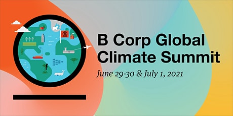 B Corp Global Climate Summit tickets