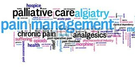 Pain Management (Clinical Skills Series 1.5hrs.) tickets