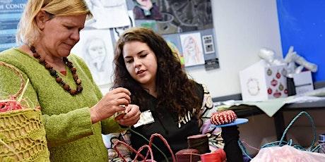 Basket Weaving with Artist Sharyn Egan tickets