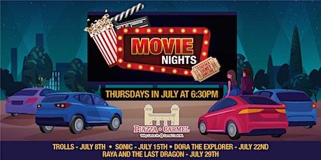 Piazza Movie Trolls tickets