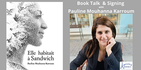 In Person! Book Talk & Signing with Paulina Mouhanna Karroum tickets