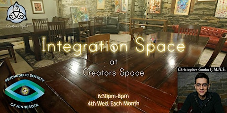 Integration Space at Creators Space tickets