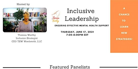 Inclusive Leadership: Ensuring Mental Health Support tickets