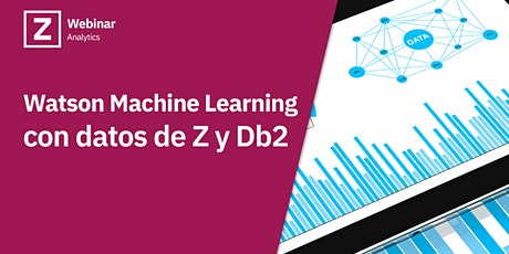 Watson Machine Learning con datos de Z y Db2 ingressos