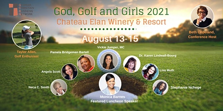GCBN presents GGG6:  God, Golf and Girls 2021-6   The Experience tickets