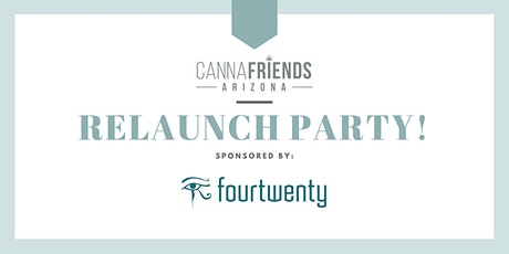 Cannafriends June Relaunch Party tickets
