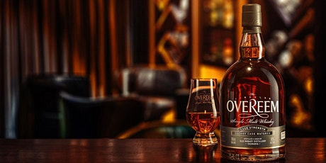 Experience Overeem... A Fine Whisky Dinner tickets