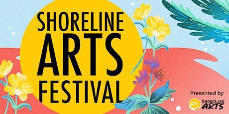 Shoreline Arts Festival: June 26 - 27, 2021 | 10 AM - 5 PM | FREE tickets