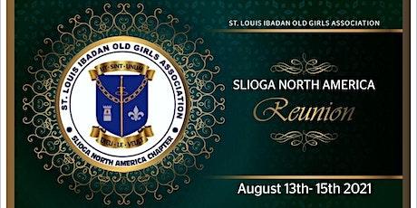 SLIOGA NORTH AMERICA REUNION tickets
