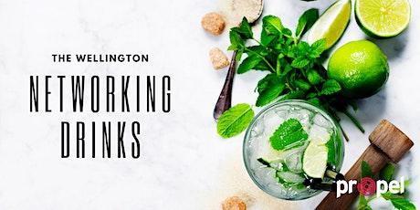 PROPEL SA | Wellington Hotel | Networking Drinks tickets