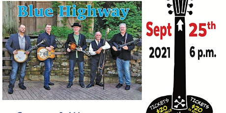Bluegrass by the River tickets