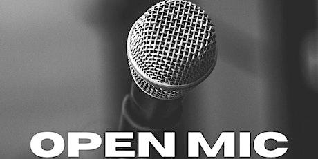 Starta Studios Open Mic tickets