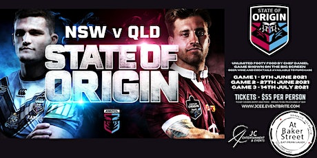 State of Origin - GAME 2 -  At Baker St tickets
