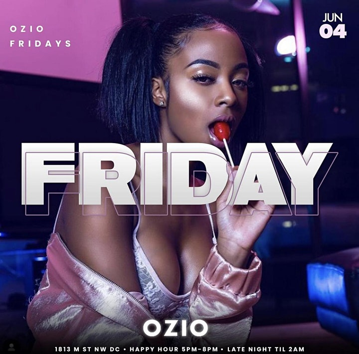 Ozio Fridays image