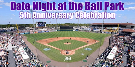 Date Night at the Ball Park, 5th Anniversary Celebration tickets