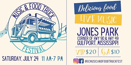 Gulf Coast Music & Food Truck Fest tickets