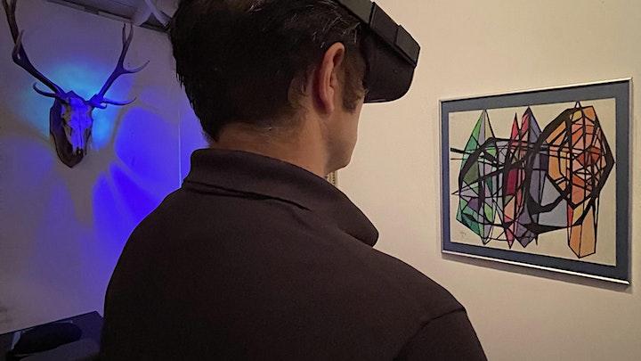 Immersive Multi-Sensory VR Art Experience in the Heart of Venice Beach image
