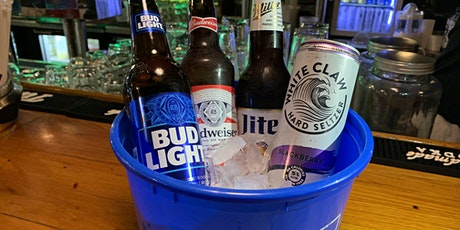 Bucket Night at Stadium Sports Bar - Every Thursday Night tickets