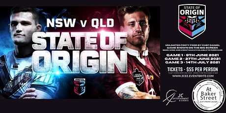 State of Origin - GAME 3 -  At Baker St tickets