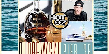 Hot 97.1 Dusse Fest  Yacht Party DJ Drewski tickets