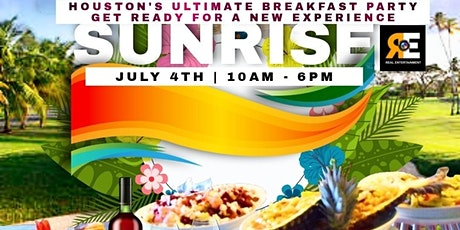 Welcome to Sunrise Breakfast Party. tickets
