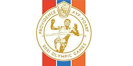 AYF Eastern Region Senior Olympics 2021 - Providence: Athlete Application tickets