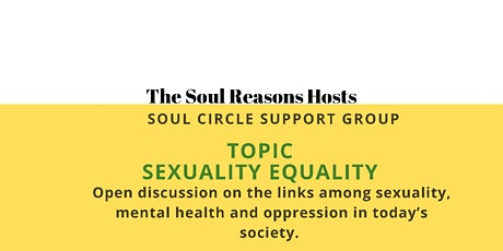 Soul Circle Session: Sexuality Equality tickets