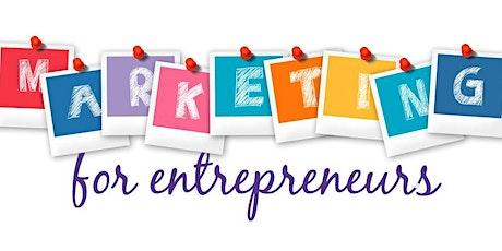 Marketing 101 for Entrepreneurs tickets