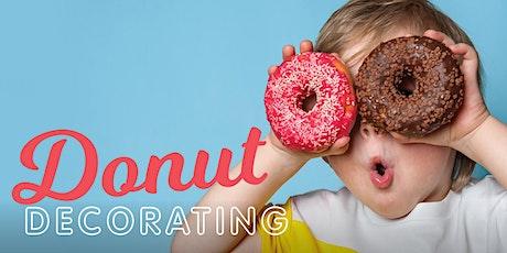 Donut Decorating Highlands Marketplace tickets