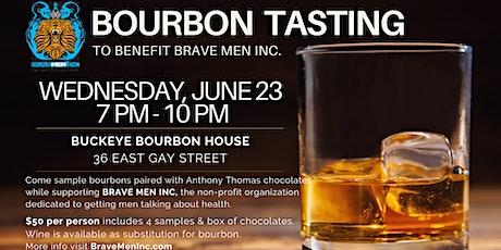 Bourbon Tasting To Benefit BraveMen Inc. tickets