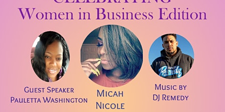 Mix & Mingle : Women in Business Edition tickets