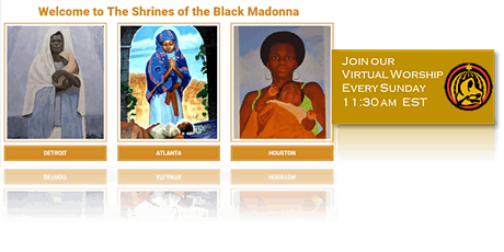 Sunday Service - The Shrines of the Black Madonna tickets