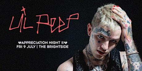 Lil Peep Appreciation Night II tickets