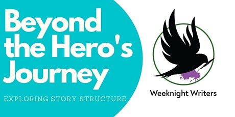 Beyond the Hero's Journey: Alternative Story Structures tickets